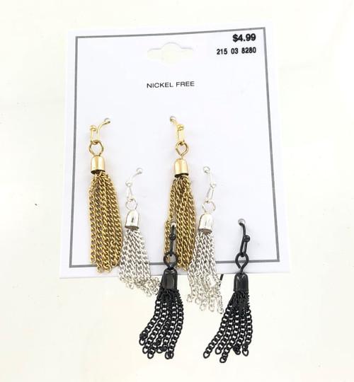 Wholesale Dept Store Earrings - Tassel