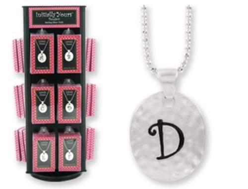Wholesale Initial Necklaces in Gift Box