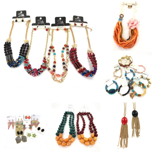 Limited Jewelry Closeout - 50 Piece