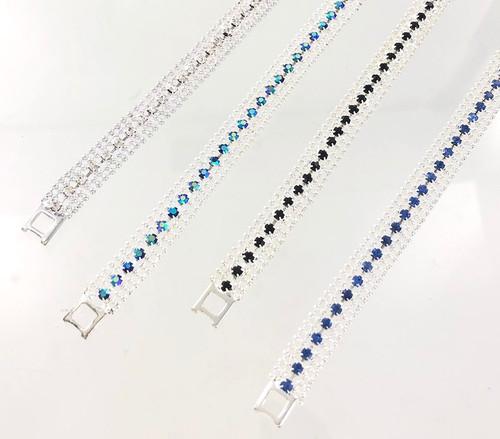 Wholesale Crystallized Tennis Bracelets
