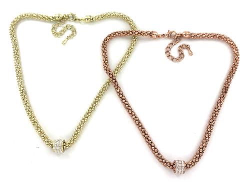 Wholesale Rondelle Necklaces