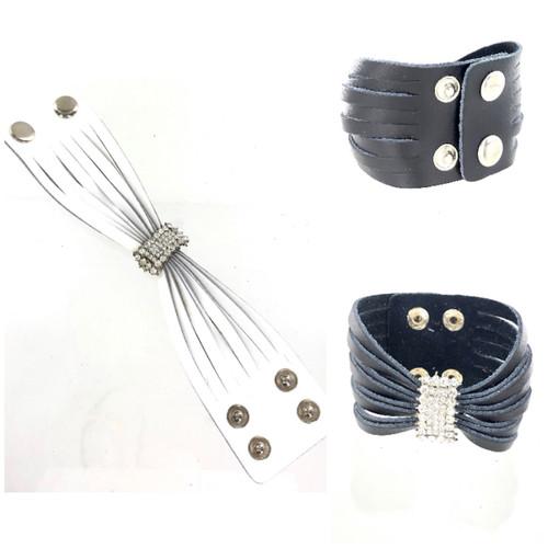 Wholesale Black Tie Bracelets