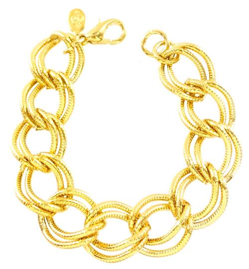 Wholesale Gold Chain Bracelet