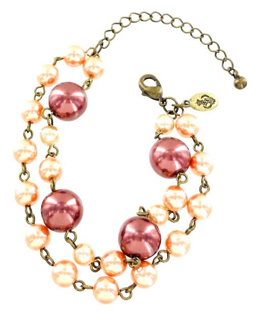 Wholesale Pearl Chain Bracelet