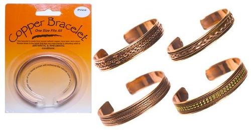 Magnetic Copper Bracelet at Wholesale