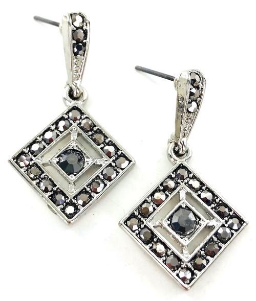 Wholesale Marcasite Art Deco Earrings
