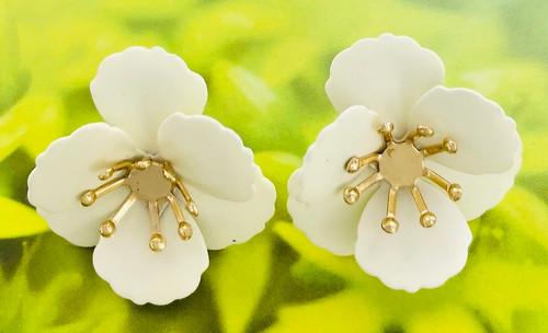 Wholesale Spring Flower Earrings