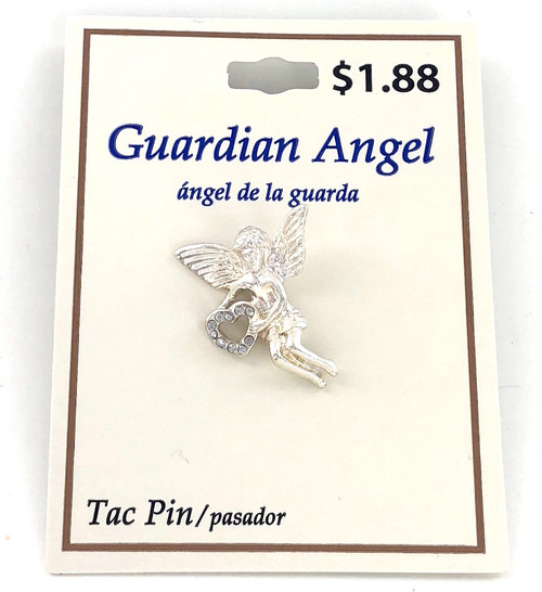 Closeout Angel Tac Pins by the Dozen