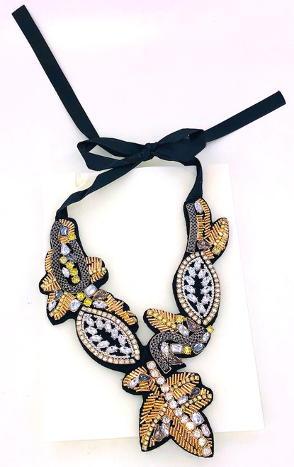 Wholesale Baroque Statement Necklace