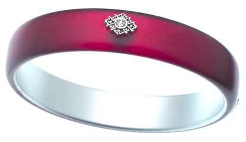 Wholesale Frosted Embellished Bangle Bracelet