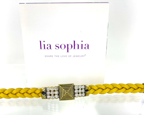 Wholesale Confidant Bracelet - Lemon