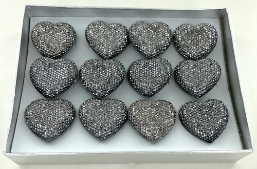 Wholesale Large Heart Rings by the Dozen