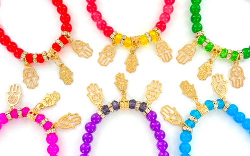 Wholesale Hamsa Bracelets by the Dozen