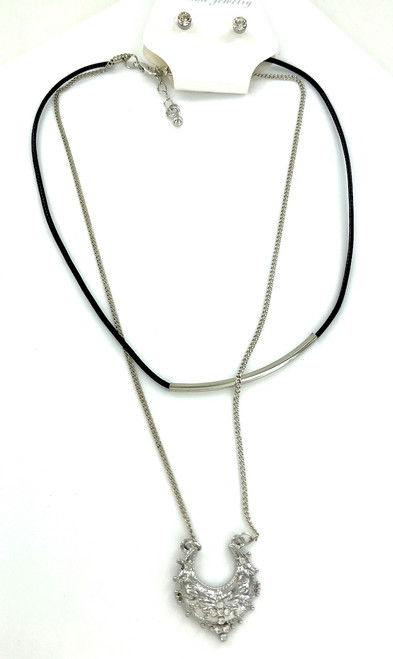Wholesale Double Necklace Sets by the Dozen