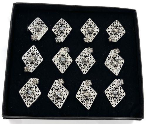 Wholesale Art Deco Diamond Rings by the Dozen