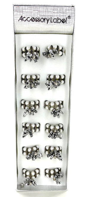 Wholesale Pearl Jungle Rings by the Dozen
