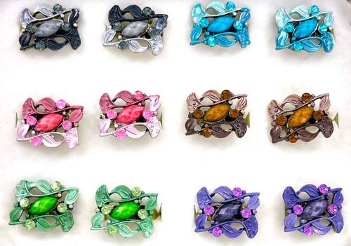 Wholesale Pastel Rings by the Dozen - Callalily
