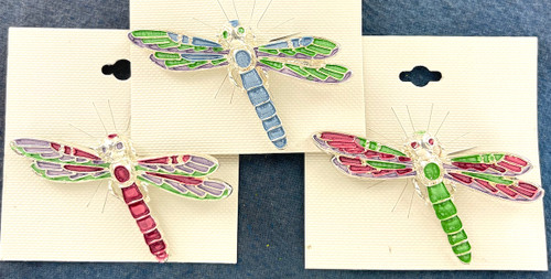 Wholesale Dragonfly Pins by the Dozen