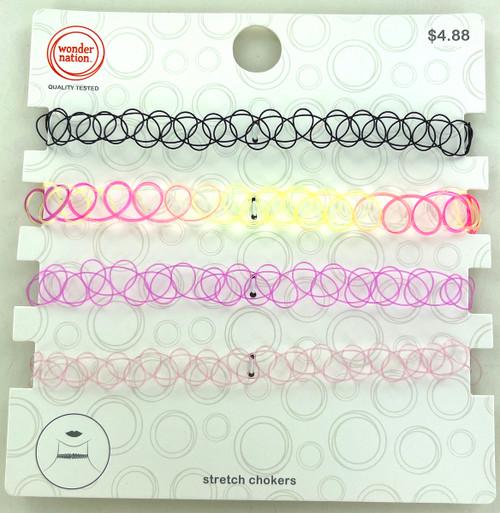 Wholesale Super Stretch Choker Necklaces