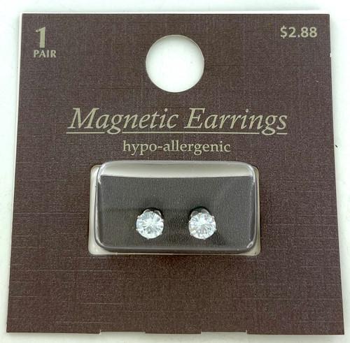 Wholesale Magnetic Stud Earrings by the Dozen