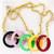 Wholesale Genuine Semiprecious Stone Ring Necklaces