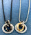 Wholesale Stainless Steel Necklaces - Circles - 2 Colors Available