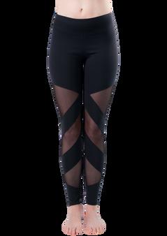 Power Leggings - Black