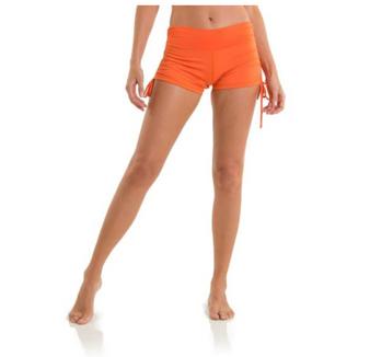 Shine Shorts - West Village Orange