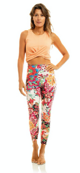 Ultra High Waist 7/8 Eco Leggings - Mapocho