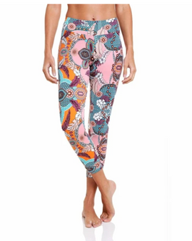 7/8 Eco Leggings - Wild Orchid