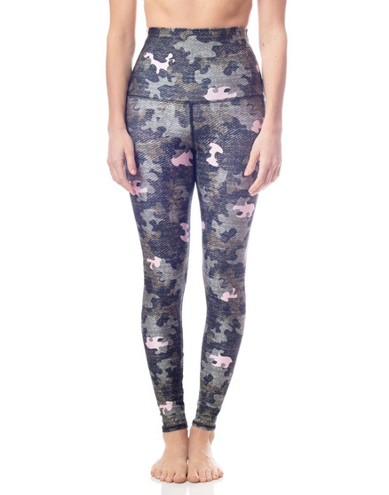 Hero Camouflage High Waist Sneaker Leggings