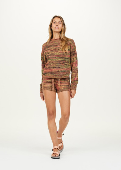 Nitara Knit Shorts - Multi