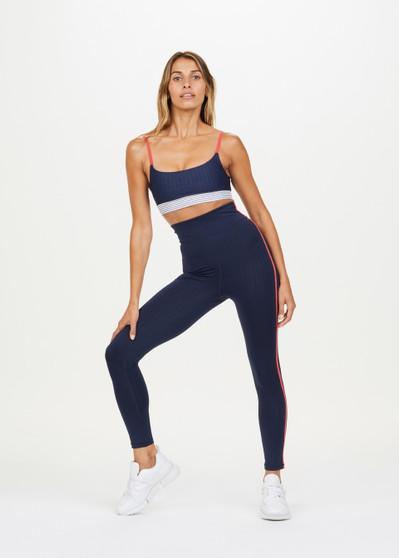 Liegia Dance Midi Pants - Navy