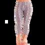 7/8 Patterned Leggings - GeoPower by Tiffany Cruikshank