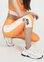 Full Strength Sports Bra - Orange