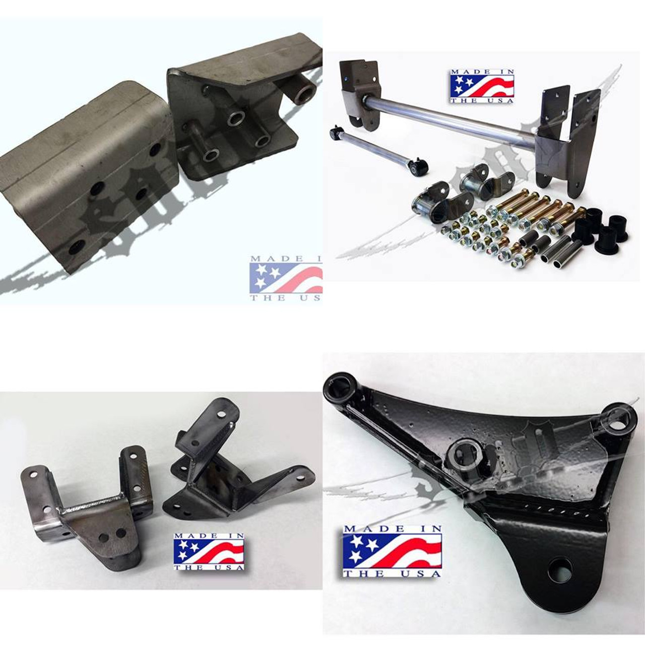 2wd to 4wd Conversion Kit for OBS Dana 60 Axle