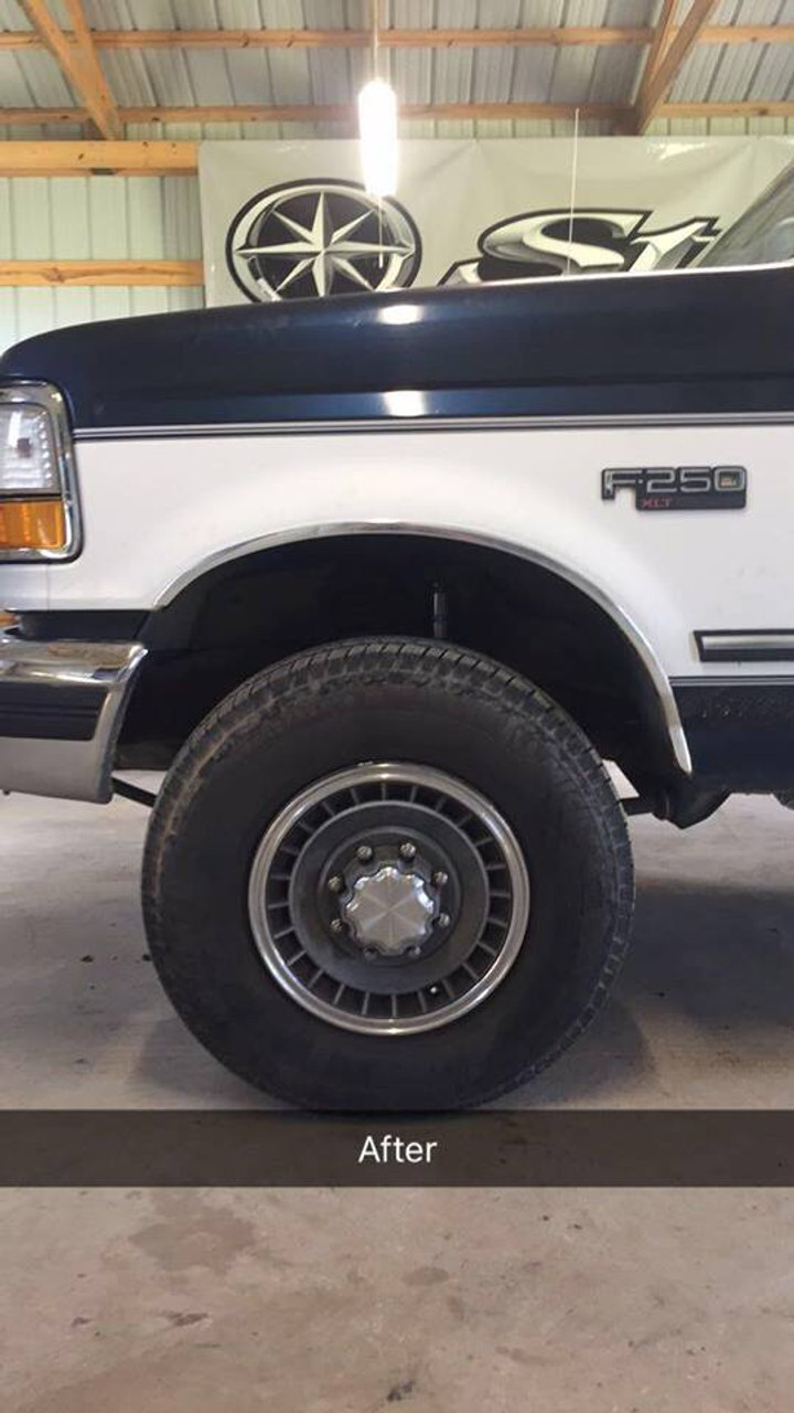 92 97 Obs Ford 2wd Level Kit Cp 2wd Lk