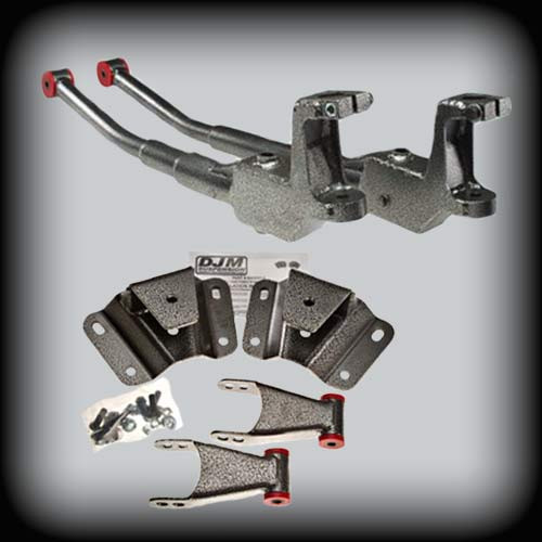 DJM 2wd Lowering Kit, 1987-1997 Ford F150, DJM3000-3/4