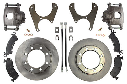 Sterling Axle Disc Brake Kit, 1984-1997 Ford Sterling 10.25 Rear Axle