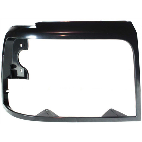 Paintable Headlight Bezels, 1992-1996 F-Series, 1997 F250-F350, CP-PHB