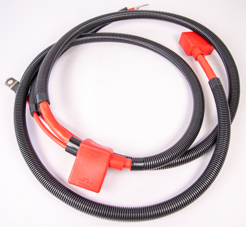 Positive Battery Cable, 1994-1997 7.3L Powerstroke