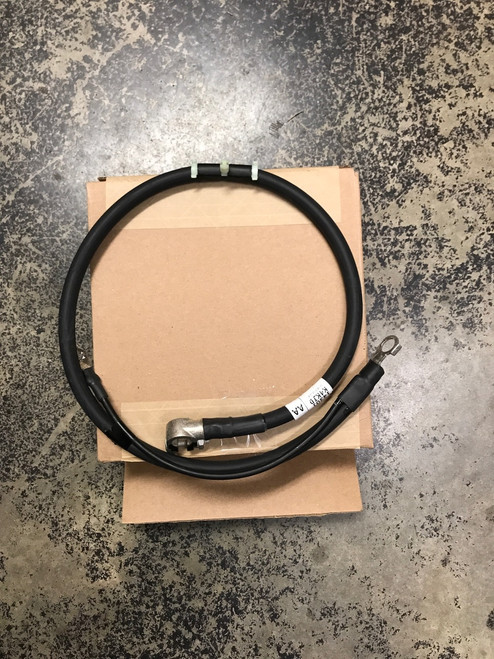 Ford OEM Right Hand Negative Cable, 1994-1997 7.3L Powerstroke (F5TZ-14301-A)