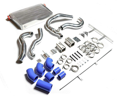 Intercooler Kit and Boost Tube Clamps Boots, 1994-1997 7.3L Powerstroke
