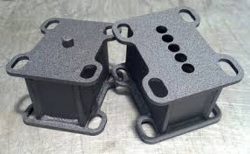 PMF Suspension Ford F-250/350 Fabricated Lift Blocks, PMF-FBLK30