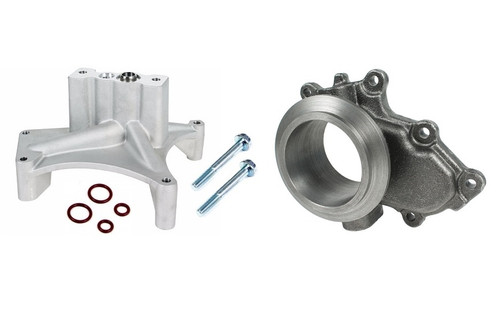Exhaust Housing & Non EBP Valve Pedestal w/ Bolts & O-Rings (A1382205N-A1383801N)