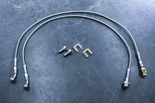 RYD Motorsports FORD OBS BRAKE LINE CONVERSION KIT (05+ SUPERDUTY SWAP)