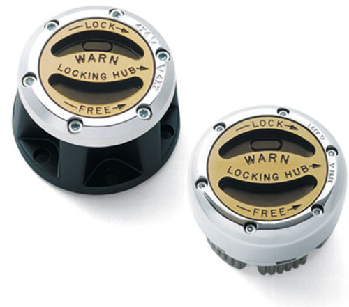Warn Premium Locking Hubs (38826)