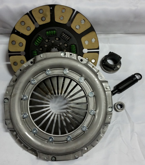 Valair Clutches, 1999 - 2003 7.3L Direct Injection Diesel - NMU70241-06
