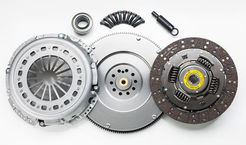 "South Bend Clutch, 13"" Full Performance Organic Clutch Kit w/ South Bend Clutch Flywheel - 1944-5OK"