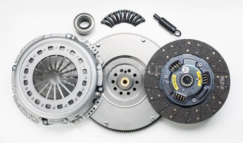 "South Bend Clutch, 13"" Full HD Performance Organic Clutch Kit w/ South Bend Clutch Flywheel - 1944-5OK-HD"